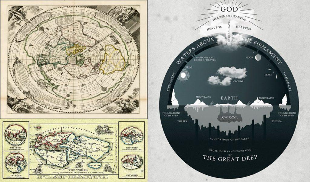 ARTIGO PARA PESQUISA: Interpretações da Cosmologia Bíblica