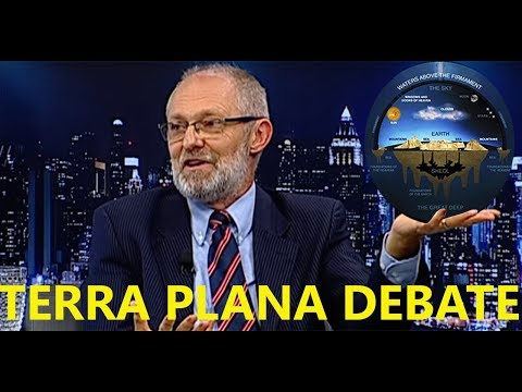 Resposta ao ataque contra a doutrina bíblica da Terra plana no programa Vejam Só