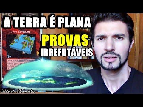 Youtuber brasileiro traz argumentos científicos e bíblicos em defesa da Terra plana