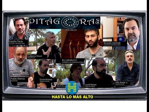 Mini-documentário sobre a Terra Plana em espanhol