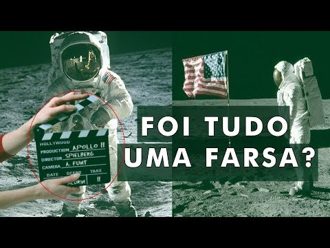Será que fomos mesmo à Lua? E mais 4 coisas que a NASA não quer que você saiba!