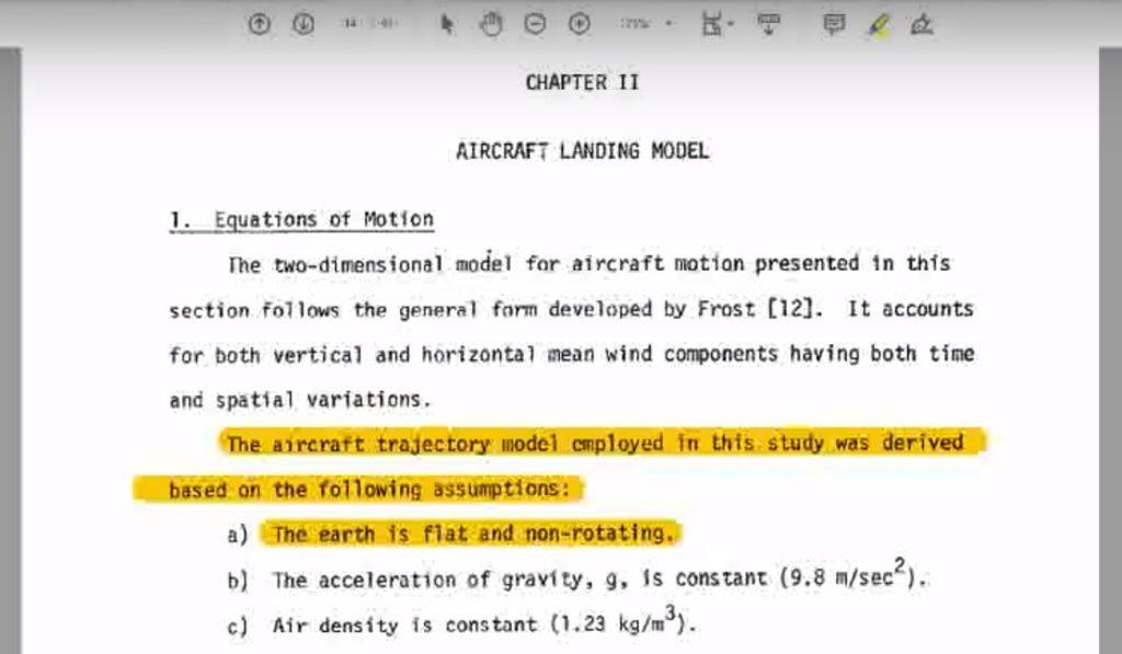 Rob Skiba indica 18 documentos terraplanistas da CIA, NASA, Exército dos EUA e Rússia