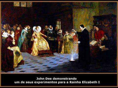 Clipping: John Dee, o ocultista satânico que influenciou Isaac Newton
